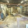 Atelier de ferronnerie séparé de l'atelier aluminium pour une meilleur protection des matériaux
