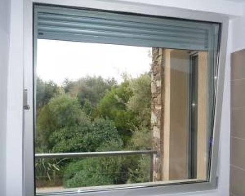 Fenêtre ouverture oscillo-battante gamme Schüco