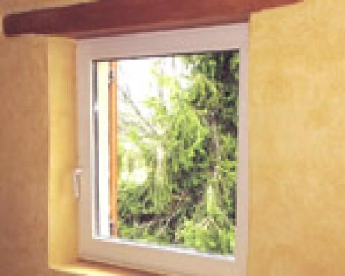 Fenêtre PVC de la gamme SCHUCO