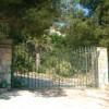 portail coulissant en fer forgé