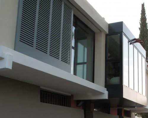 Véranda de type Bow Window - 2008